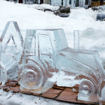6. Ice Sculpture Festival