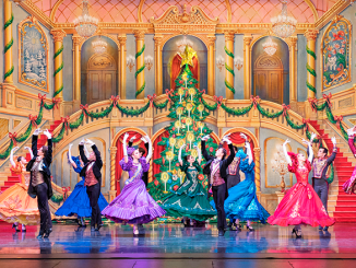 Moscow Ballet's Great Russian Nutcracker: Dove of Peace Tour. Photo provided