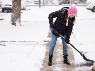 Shoveling is part of life in Upstate New York. For one day, ditch your snow blower and plow and try to remove the snow the old-fashioned way. Many feel rejuvenated after doing that. You get fresh air and exercise at the same time.