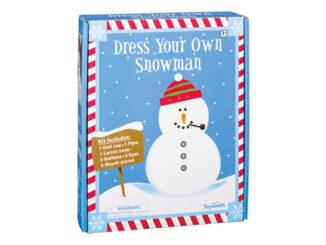 Snow toys box snowman kit